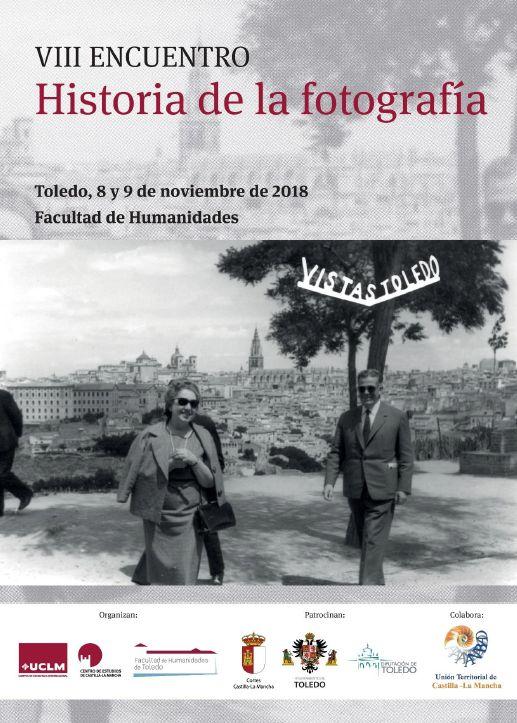 http://www.toledo.es/wp-content/uploads/2018/11/encuentro.jpg. VIII Encuentro de Historia de la Fotografía