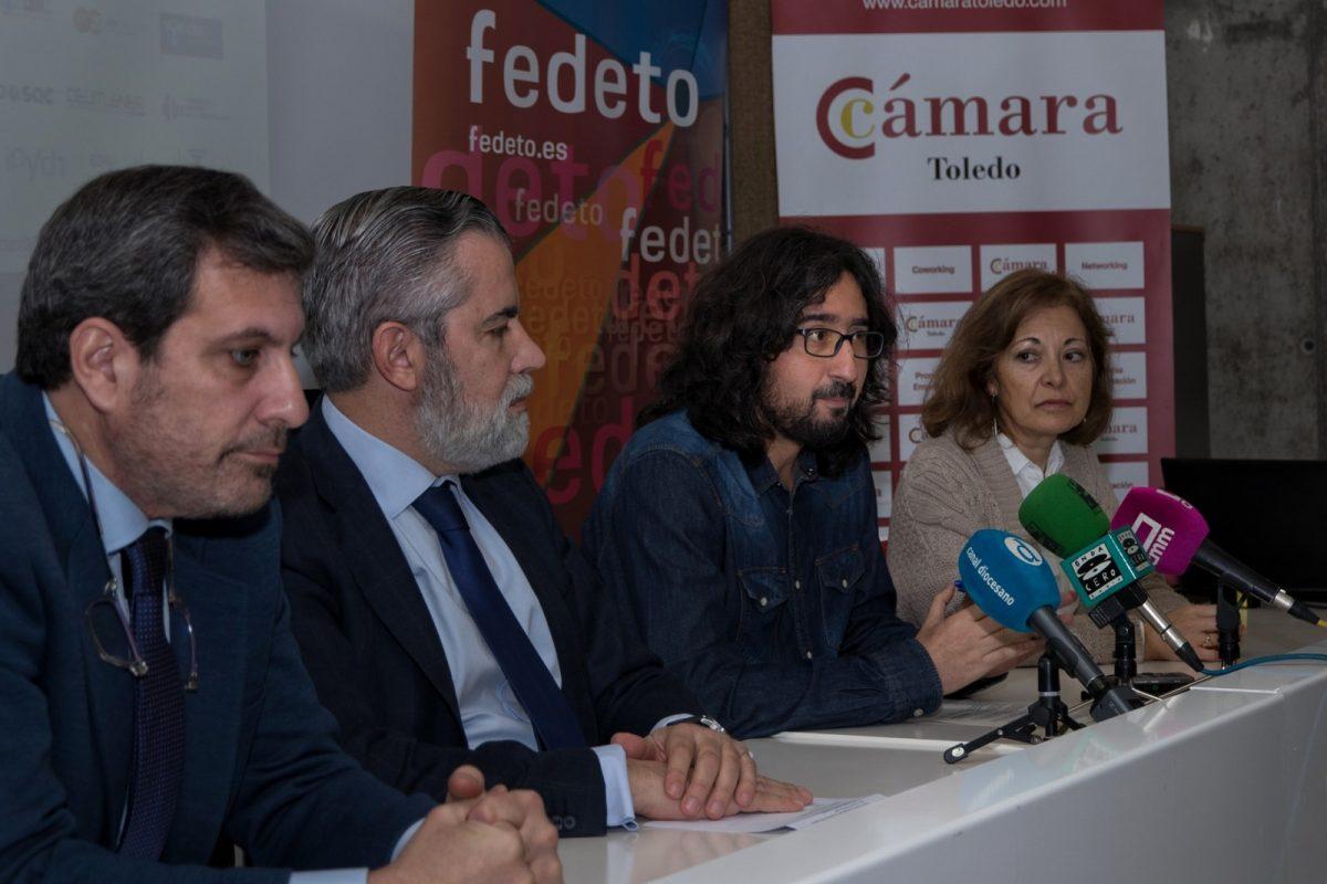 http://www.toledo.es/wp-content/uploads/2018/11/foto-2-1200x800.jpeg. El Consistorio respalda la Feria de Empleo y Emprendimiento que ofrecerá oportunidades laborales a los jóvenes toledanos