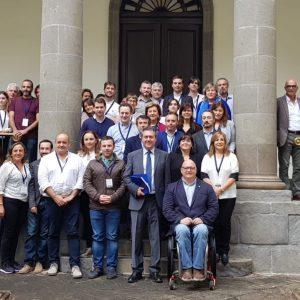 a ciudad de Toledo, presente en la XII Asamblea General de la Red Española de Ciudades por el Clima