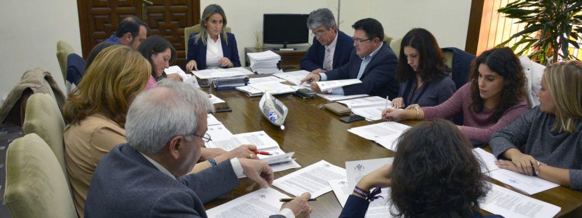 Adjudicadas obras de mejora urbana en Casco…