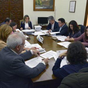 djudicadas obras de mejora urbana en Casco Histórico y Santa Bárbara por 180.000 euros
