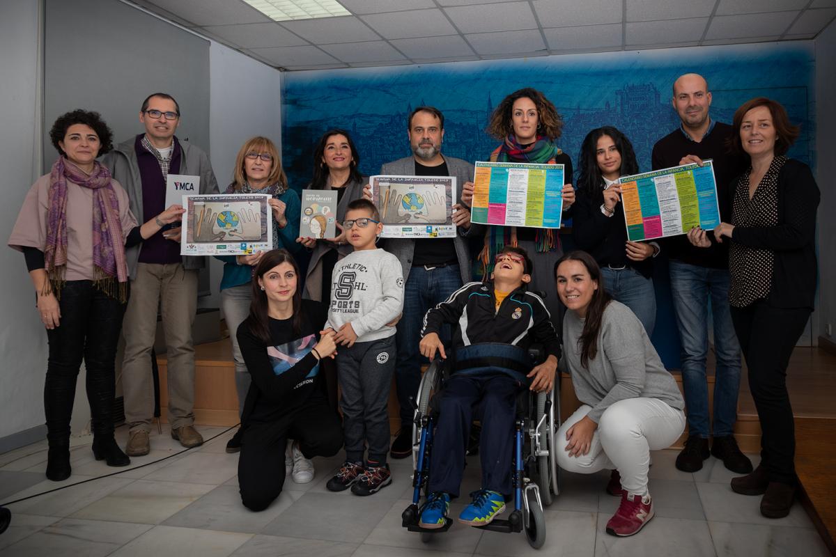 La I Semana de la Infancia de Toledo buscará concienciar sobre sus derechos, visibilizar recursos y empoderar la participación