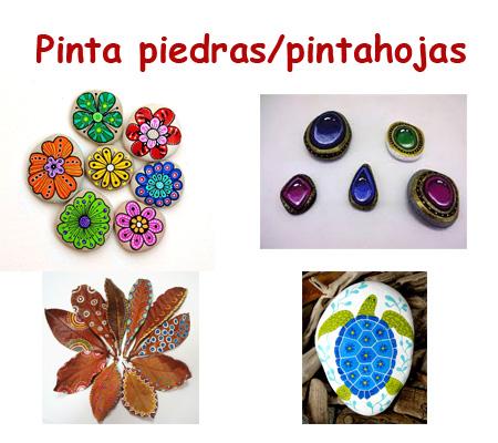 http://www.toledo.es/wp-content/uploads/2018/11/pintapiedras.jpg. Taller Pinta piedras y pinta hojas