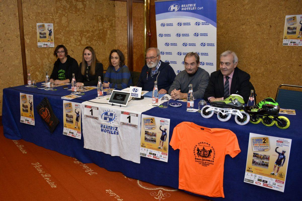 """La XX Carrera """"Tres Culturas"""", que se celebra este domingo con el apoyo municipal, rinde homenaje a José Antonio Rosique"""