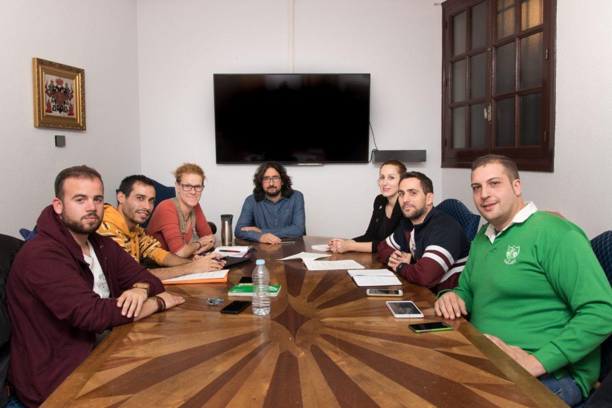 http://www.toledo.es/wp-content/uploads/2018/11/reunion_juventud01-1200x800.jpeg. El Foro Joven se reúne para conocer las propuestas e inquietudes de las organizaciones juveniles de la ciudad