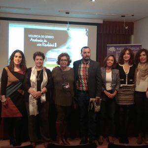 El Gobierno local expresa su apoyo y complicidad a María de Padilla en las III Jornadas sobre la Violencia de Género