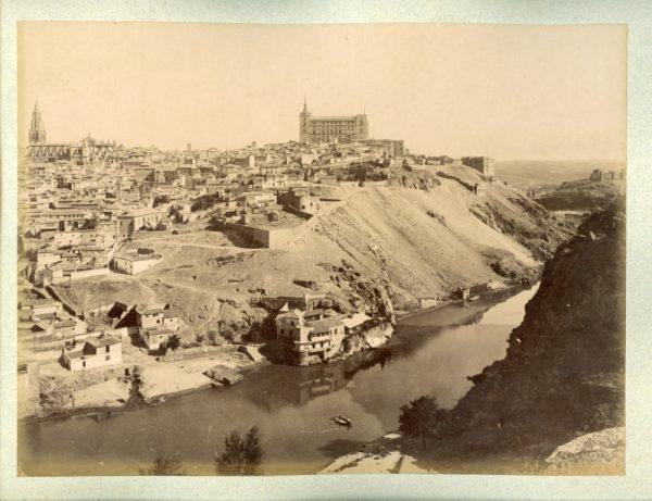 Sin número - Toledo. Vista general de Toledo