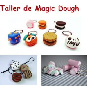 Taller de Pasta de Modelar Magic Dough