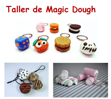 http://www.toledo.es/wp-content/uploads/2018/11/taller-magic-dough.jpg. Taller de Pasta de Modelar Magic Dough