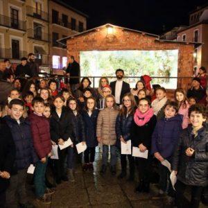 El tradicional Belén de la plaza de Zocodover y la ruta 'La Ciudad de los Belenes' abrirán al público con música este 14 de diciembre