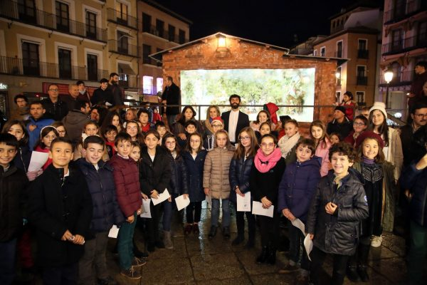 http://www.toledo.es/wp-content/uploads/2018/12/05_belen_zocodover-600x400.jpg. El tradicional Belén de la plaza de Zocodover y la ruta 'La Ciudad de los Belenes' abrirán al público con música este 14 de diciembre