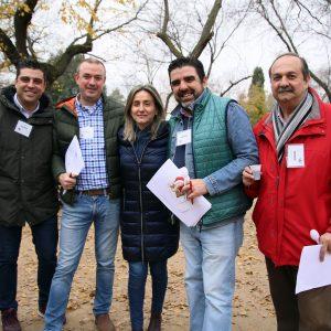 l tradicional Concurso de Migas de Navidad organizado por el Ayuntamiento se celebra con una buena acogida de participantes