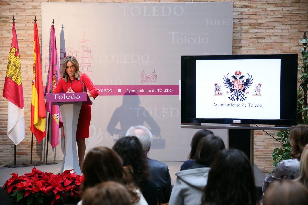 http://www.toledo.es/wp-content/uploads/2018/12/08_balance_2018-1200x800.jpg. La alcaldesa anuncia un millón de euros para parados jóvenes y mayores de 55 años, más medidas por el empleo y obras en 2019