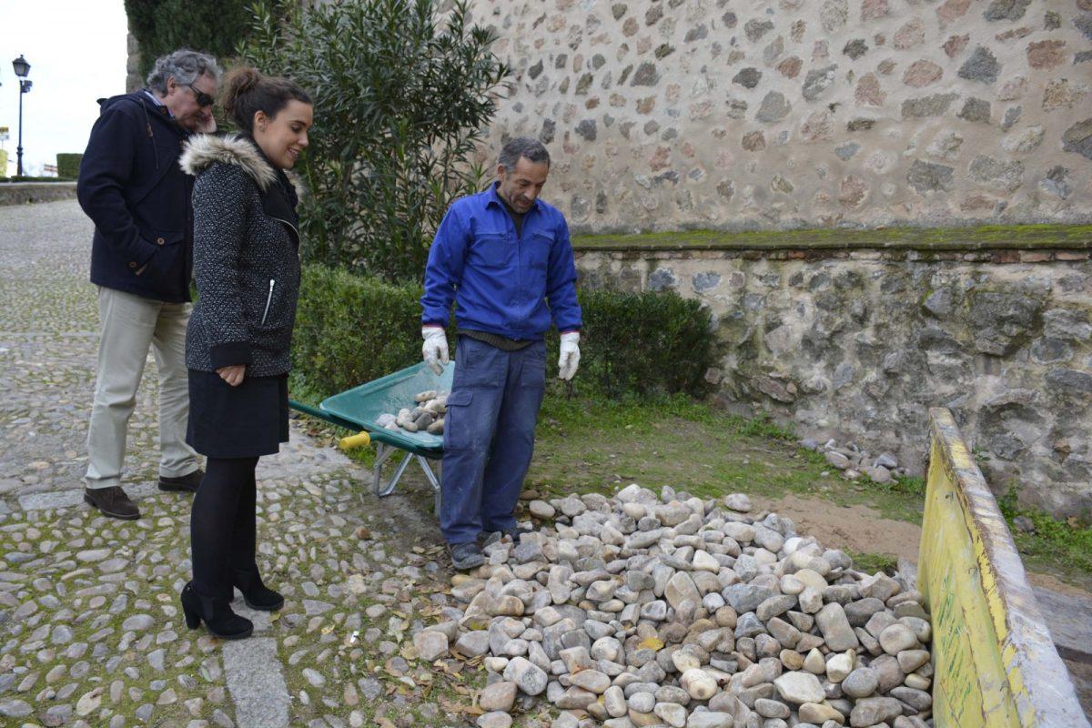 http://www.toledo.es/wp-content/uploads/2018/12/1-1200x800.jpg. El Ayuntamiento acomete intervenciones en la Puerta de Alfonso VI, la plaza de la Estrella y el entorno de Alcántara