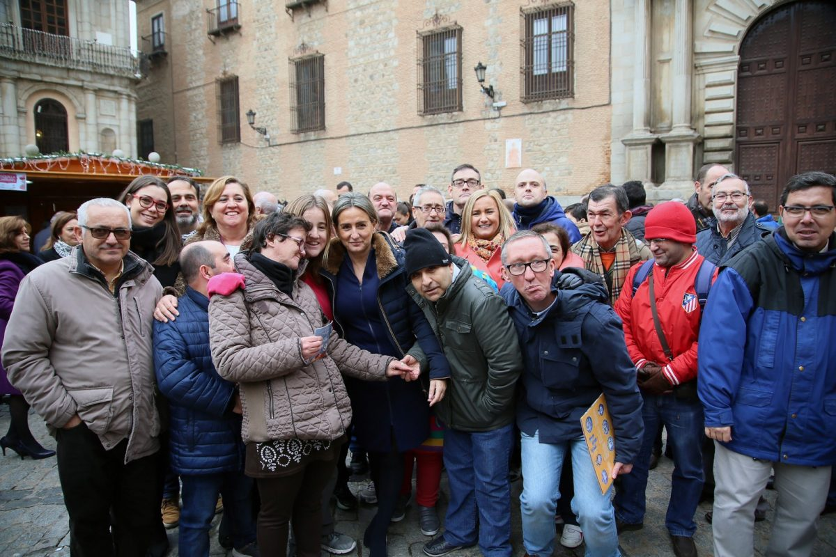 Toledo reclama una sociedad más justa, más solidaria y con más oportunidades para las personas con discapacidad