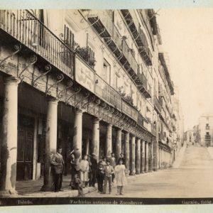 El Toledo fotografiado por Rafael Garzón en 1897, expuesto por  el Archivo Municipal