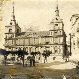 oledo en las fotos de Rafael Garzón (1897)