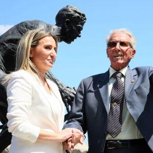 a Vuelta rendirá homenaje a Bahamontes en el 60 aniversario de su victoria en el Tour con un final de etapa junto al Alcázar