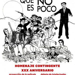 XXX Aniversario de AMANECE QUE NO ES POCO