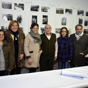 Azumel celebra la festividad de Santa Bárbara y el 70 aniversario del Poblado Obrero con diferentes actos y el apoyo municipal
