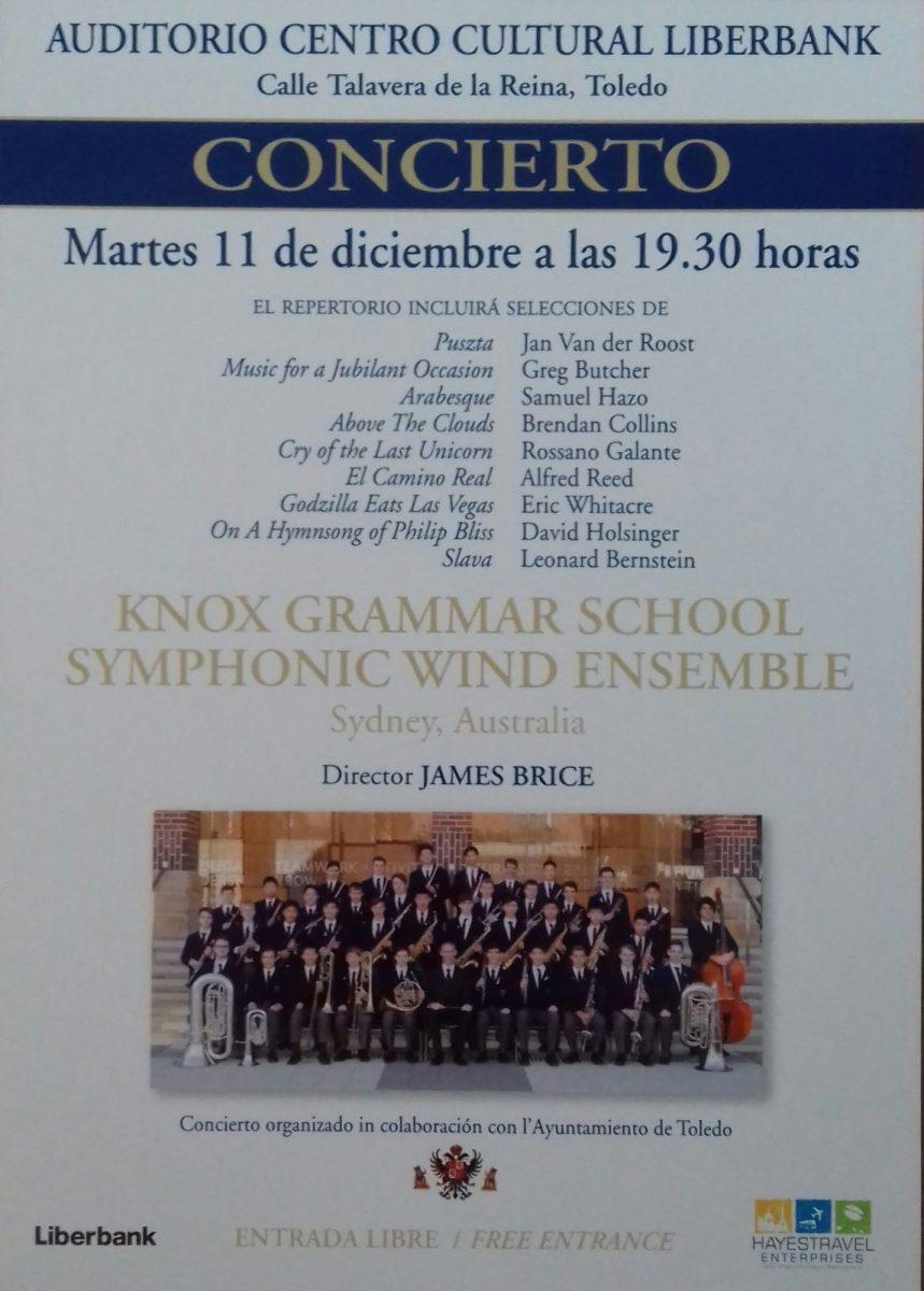 http://www.toledo.es/wp-content/uploads/2018/12/australia-859x1200.jpg. CONCIERTO BANDA KNOX GRAMMAR SCHOOL