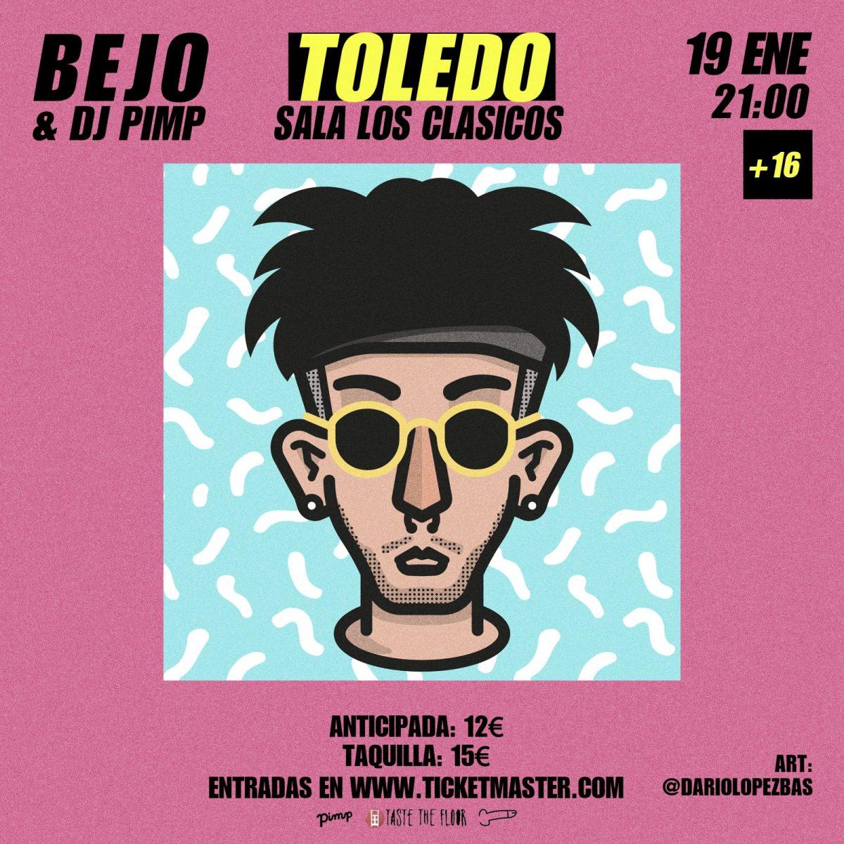 http://www.toledo.es/wp-content/uploads/2018/12/bejo-1200x1200.jpg. Bejo & DJ PIMP