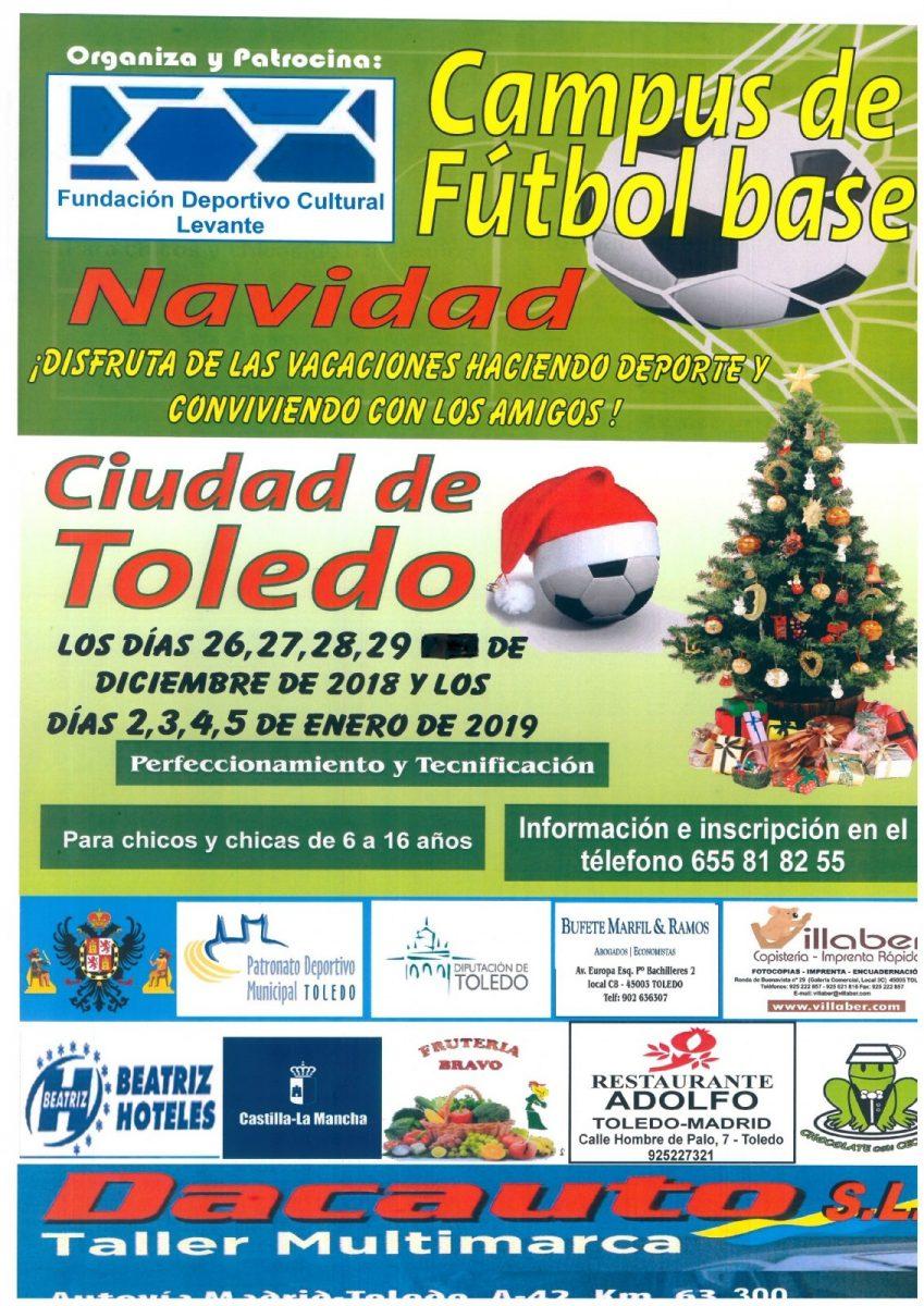 https://www.toledo.es/wp-content/uploads/2018/12/cartel-futol-campus-001-849x1200.jpg. Campus de Navidad de Fútbol Base