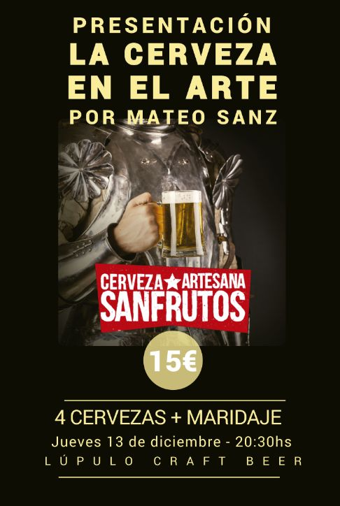 http://www.toledo.es/wp-content/uploads/2018/12/cerveza.jpg. LA CERVEZA EN LA HISTORIA DEL ARTE