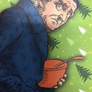 Un cuento de Navidad? Oh, yes of course!