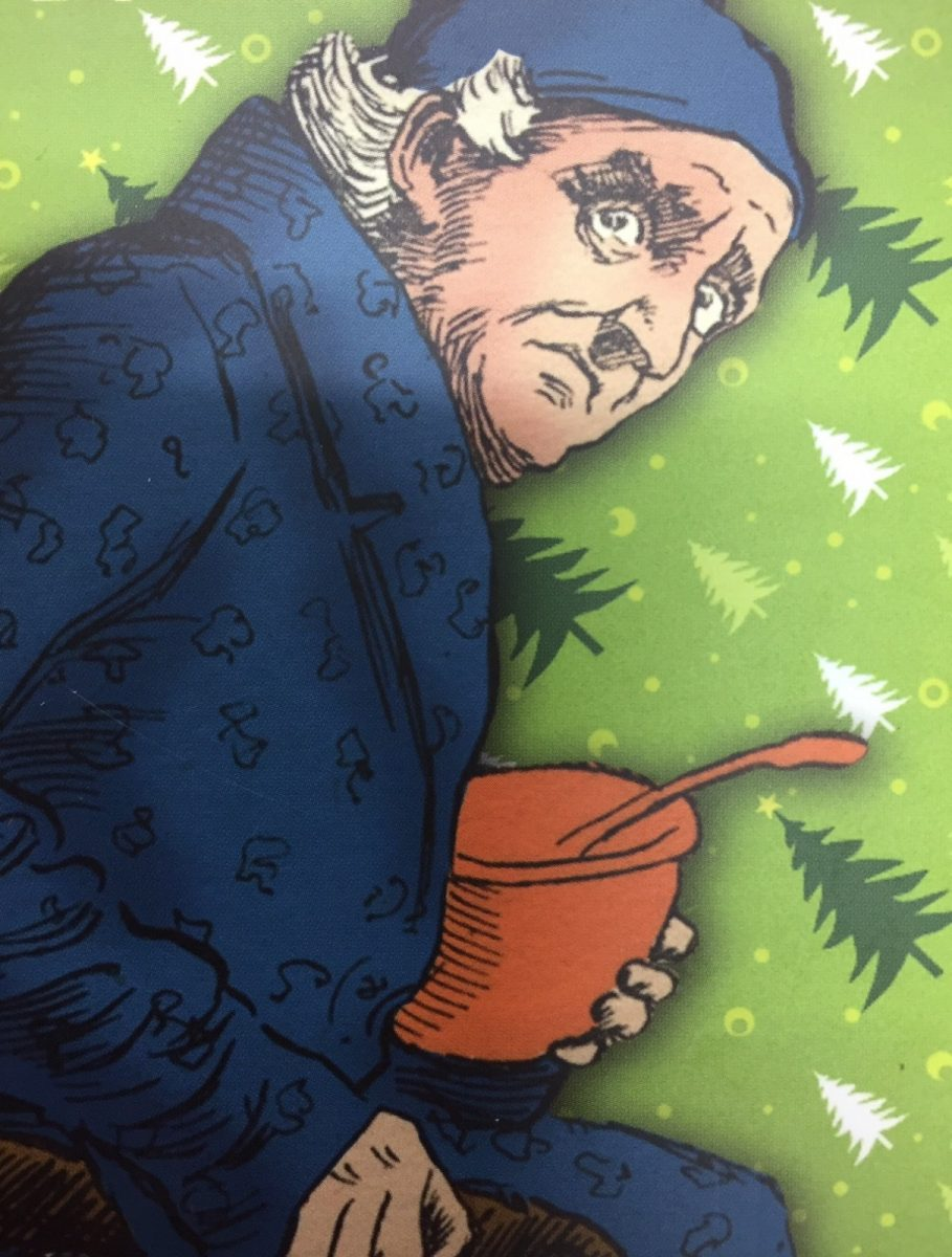 http://www.toledo.es/wp-content/uploads/2018/12/clasbil11-e1545241815997-909x1200.jpeg. ¿Un cuento de Navidad? Oh, yes of course!