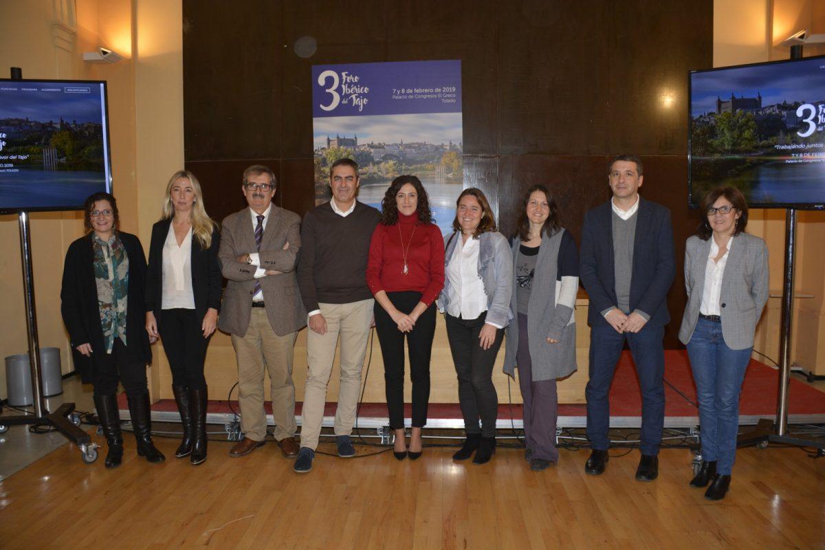 http://www.toledo.es/wp-content/uploads/2018/12/dsc0182-1200x800.jpg. El Ayuntamiento da un paso más en su compromiso con el río Tajo y organiza el III Foro Ibérico Internacional en febrero