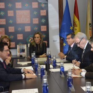 El Consorcio aprueba su presupuesto para 2019 y proyectos de restauración y rehabilitación en las calles Sillería, Armas e Instituto