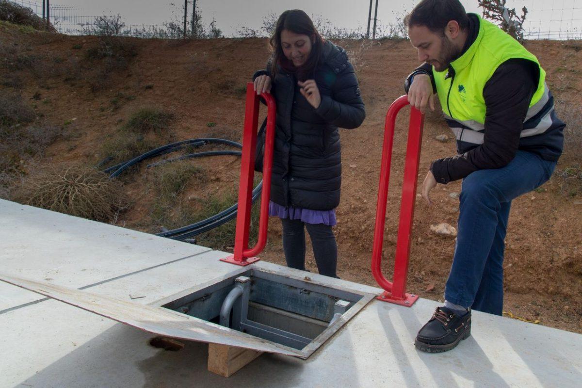 http://www.toledo.es/wp-content/uploads/2018/12/estacion_bombeo_poligono03-1200x800.jpg. El Ayuntamiento mejora la presión de agua en la zona alta del Polígono con la instalación de un nuevo equipo de impulsión