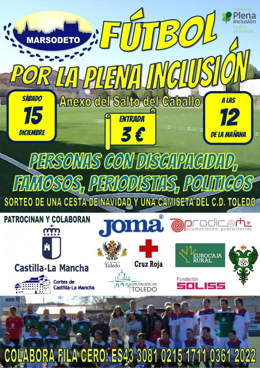 http://www.toledo.es/wp-content/uploads/2018/12/futbol-plena-inclusion-848x1200.jpg. Fútbol por la Plena Inclusión. Marsodeto