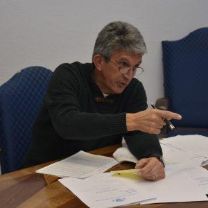 Los concejales del equipo de Gobierno explican a los grupos municipales el Presupuesto 2019 por áreas