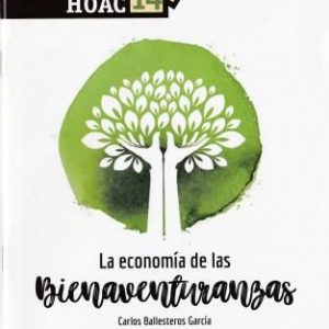 PRESENTACIÓN DE LIBRO: La economía de las Bienaventuranzas