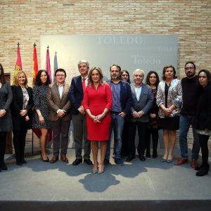 ilagros Tolón adelanta que las condiciones generadas permitirán la creación de 2.000 empleos en Toledo en los próximos años