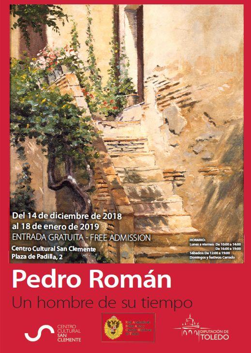 """http://www.toledo.es/wp-content/uploads/2018/12/pedro-roman.jpg. """"Un hombre de su tiempo"""", de Pedro Román"""