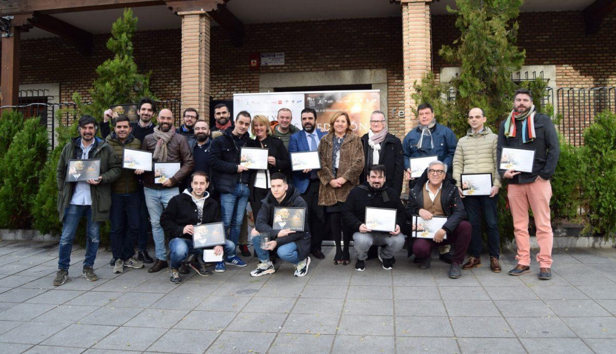 http://www.toledo.es/wp-content/uploads/2018/12/premios-grupo-1200x689.jpg. El Ayuntamiento participa en la entrega de premios de las XIX Jornadas de la Tapa de Toledo que ha acogido Fedeto