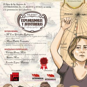 Presentación Nacional del Calendario coeducativo2 tiempo de mujeres, mujeres en el tiempo