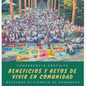Conferencia Beneficios y retos de vivir en comunidad
