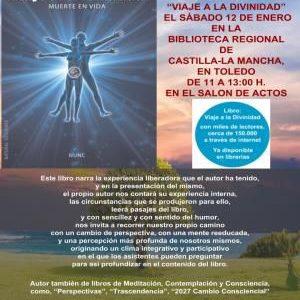 PRESENTACIÓN DE LIBRO: Viaje a la Divinidad