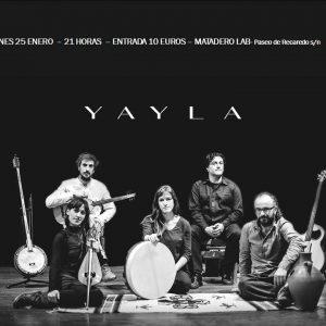 Concierto YAILA