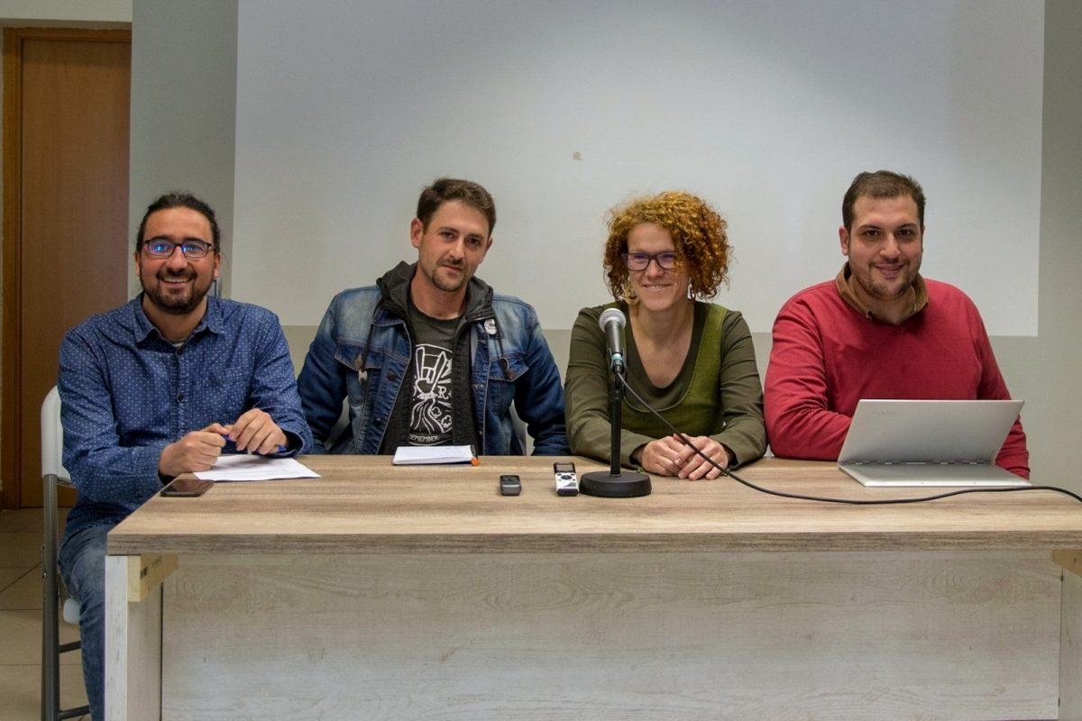 http://www.toledo.es/wp-content/uploads/2019/01/01-presentacion-foro-joven-1200x800.jpeg. El Ayuntamiento respalda la presentación del nuevo Foro Joven de Toledo que nace para trabajar en red entre asociaciones