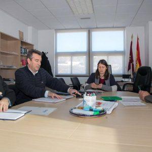l Ayuntamiento repasa con la Dirección Provincial de Educación las mejoras necesarias en los colegios públicos de la ciudad