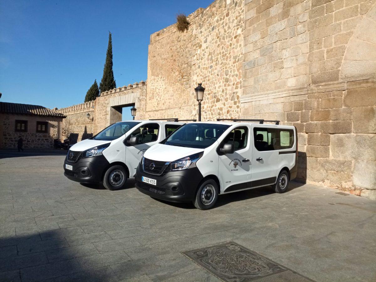 https://www.toledo.es/wp-content/uploads/2019/01/01-vehiculos-movilidad-1200x901.jpeg. El Ayuntamiento incorpora dos nuevas furgonetas al parque móvil y renueva otras cinco para la gestión de trabajos municipales