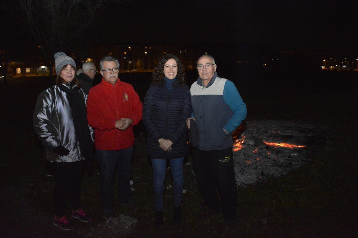 http://www.toledo.es/wp-content/uploads/2019/01/03-san_anton_poblado_obrero-1200x800.jpg. El Gobierno local celebra con los vecinos del Poblado Obrero la festividad de San Antón