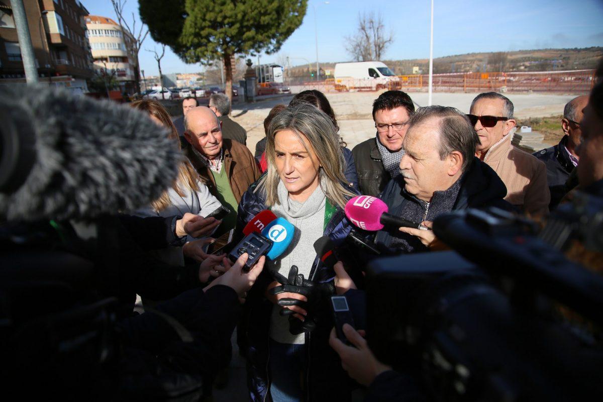 http://www.toledo.es/wp-content/uploads/2019/01/06_paseo_d_vicente-1200x800.jpg. La alcaldesa avanza que los servicios de Urbanismo ultiman ya el anteproyecto para la finalización del bulevar del Paseo de la Rosa