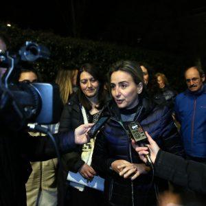 a alcaldesa destaca el ahorro energético en la iluminación de Valdemarías y anuncia la renovación en el Poblado Obrero