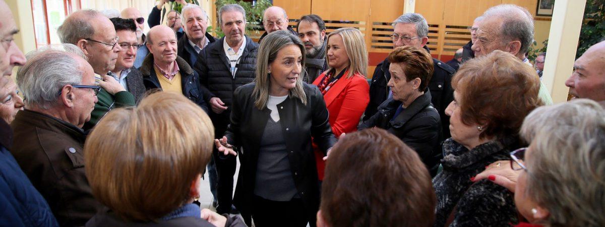 La alcaldesa anuncia la ampliación del Centro…